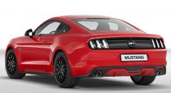 Mustang Export Rear