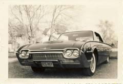1961 Thunderbird Convertible
