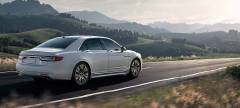 2017 Lincoln Continental Photo - Driving Elegence