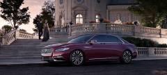 2017 Lincoln Continental Photo - Elegence
