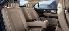 2017 Lincoln Continental Photo - Rear Seating