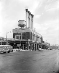 Ford Highland Park, Michigan Plant in the 1950s